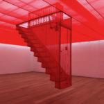 Rote Treppe 150x150 - Kunst in 300 Worten: Das Unbegreifliche – James Lee Byars