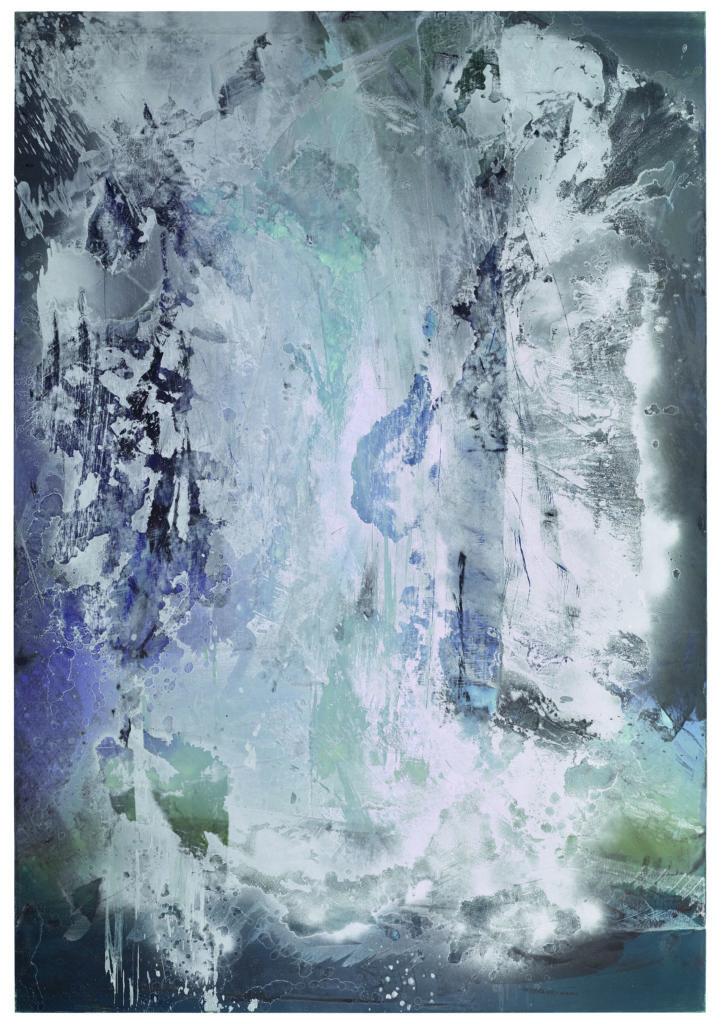 maxsize 6f8976ffc9fb531c0e5157057bd2f806 nicotine on silverscreen 2012  290x200 cm  c johannes stoll 724x1024 - Der Ursprung der Welt – Hubert Scheibl